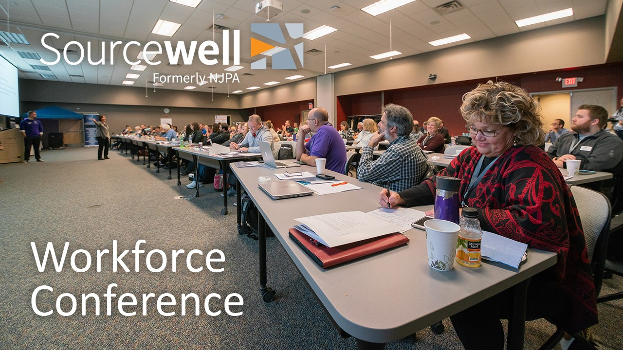 Leaders from businesses, communities, and schools are invited to participate in the 2019 Workforce Conference, held Nov. 8 from 8:30 a.m. – 3 p.m. at Sourcewell in Staples.