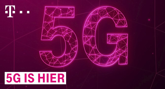 5G is hier