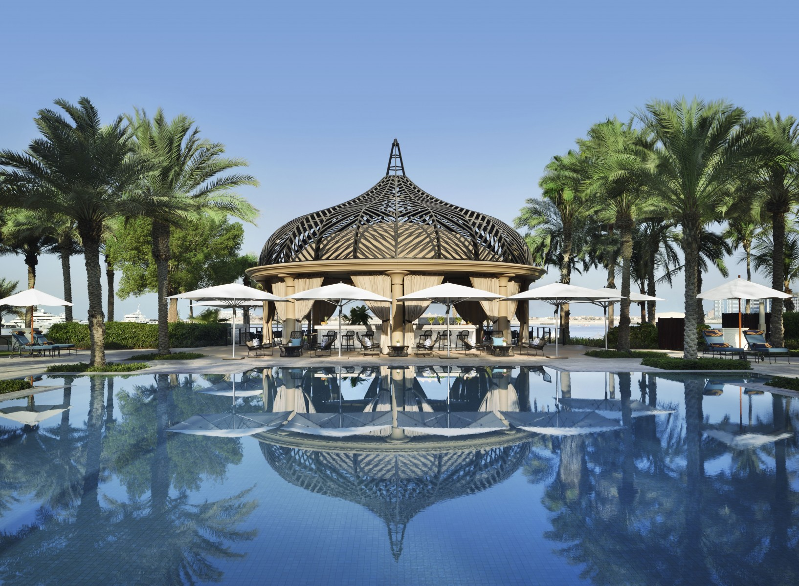 One&Only Royal Mirage - The Palace Pool Bar Esplanade, One&Only Royal Mirage