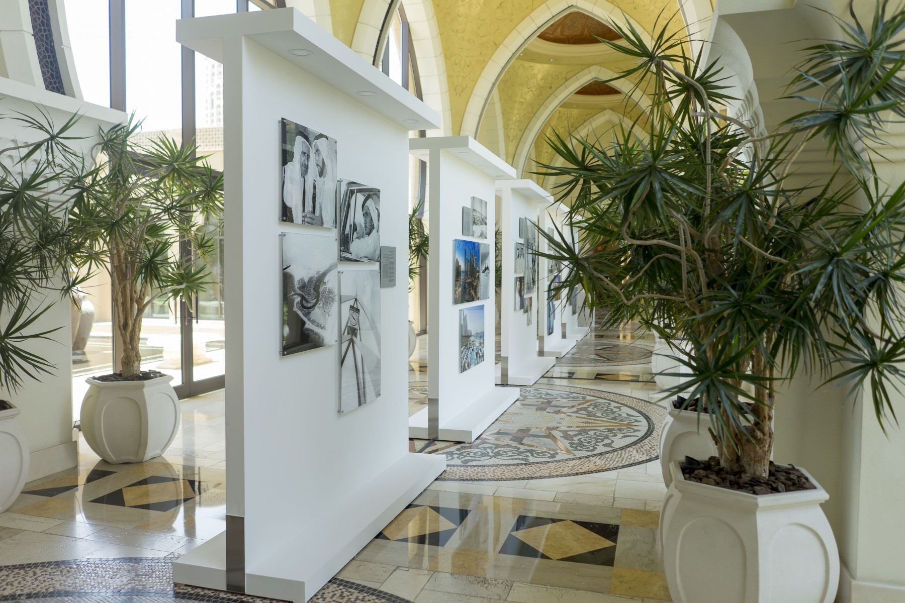 Year of Zayed Exhibition at One&Only Royal Mirage
