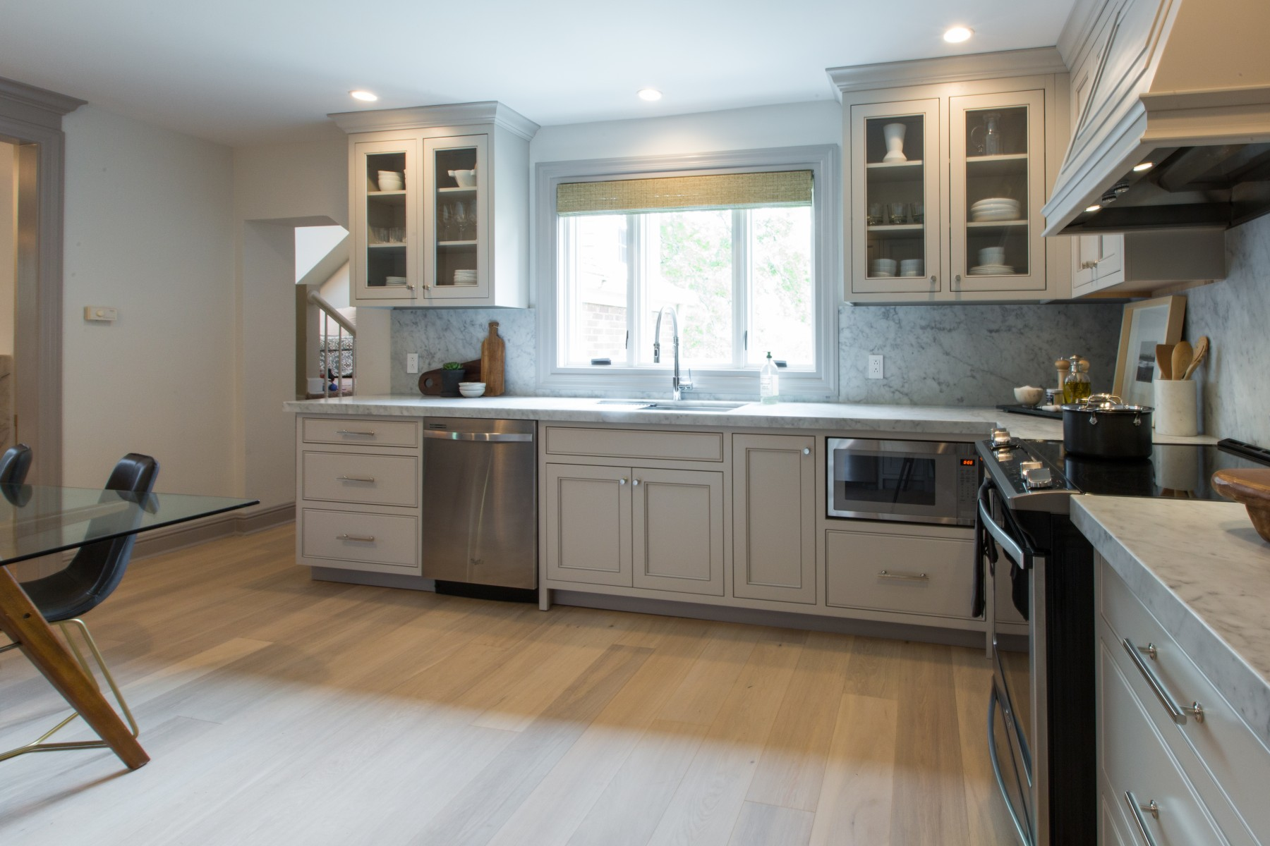 Property Brothers Kitchen featuring Architect Series Casement Windows