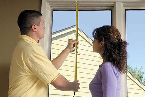 Measuring Windows