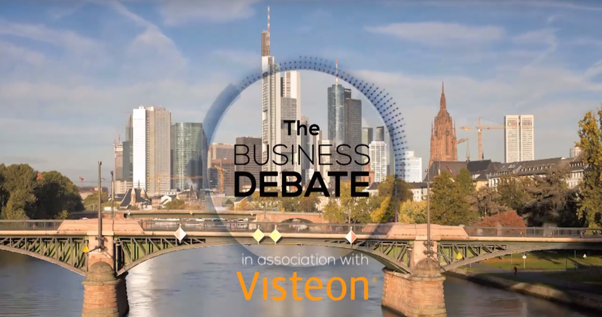 The Business Debate with Visteon
