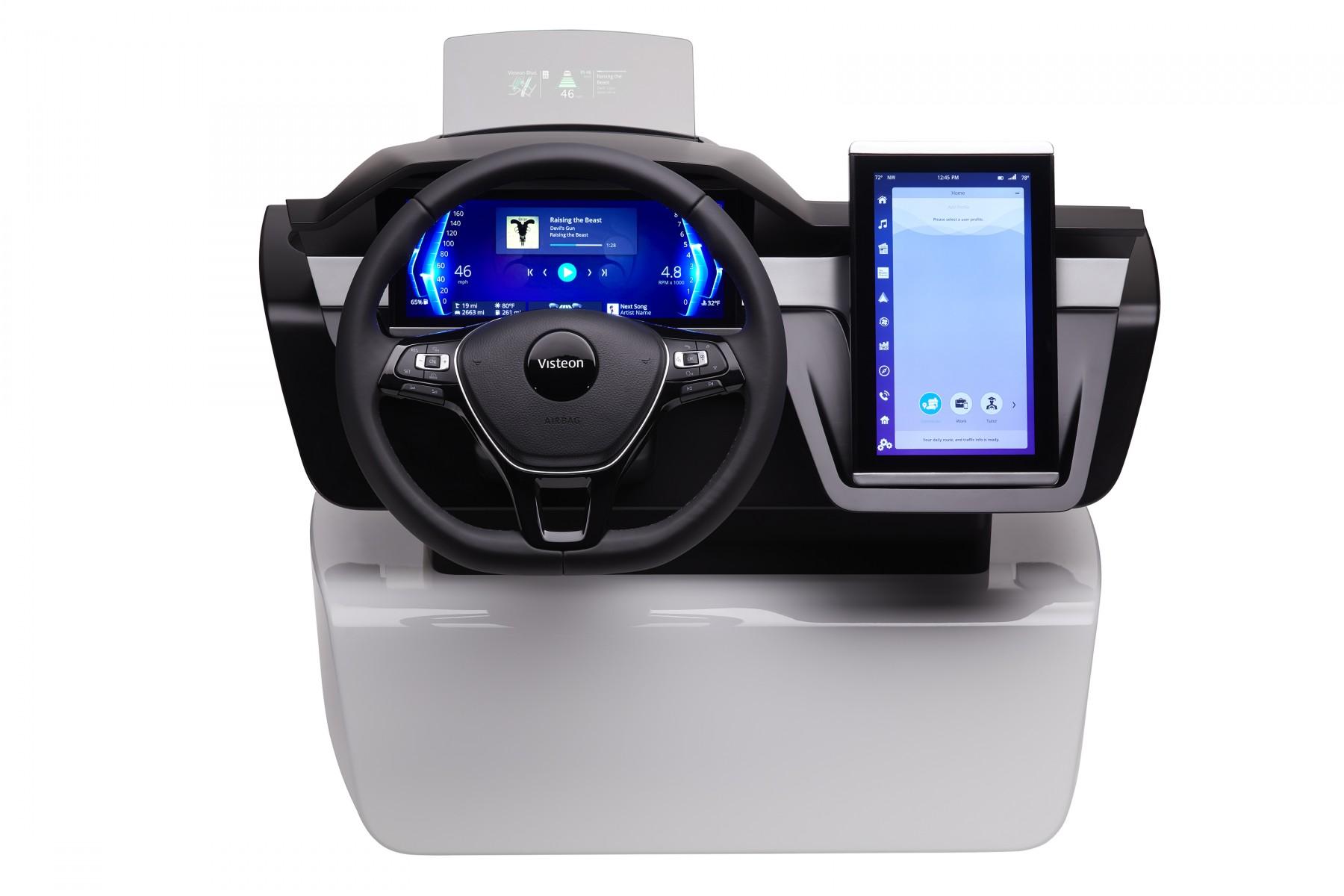 Visteon to provide SmartCore™ cockpit domain controller to