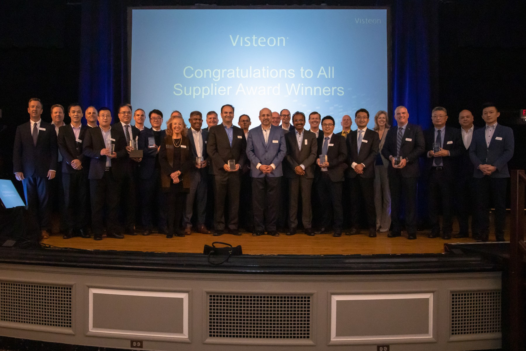 2019 Visteon Supplier Awards