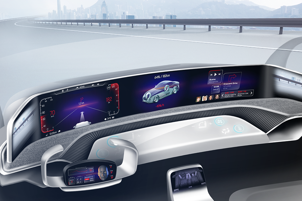 Visteon-CES-2020-future-cockpit-hmi