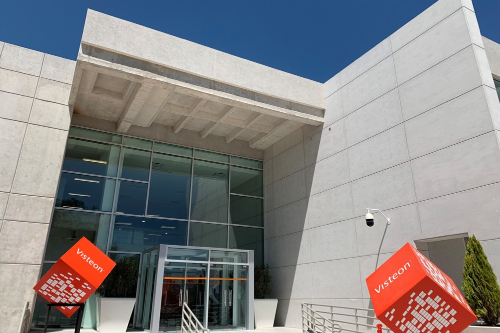 visteon-queretaro-mexico-technical-center-exterior