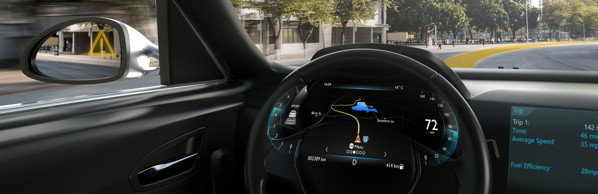 Visteon's advanced connected cockpit