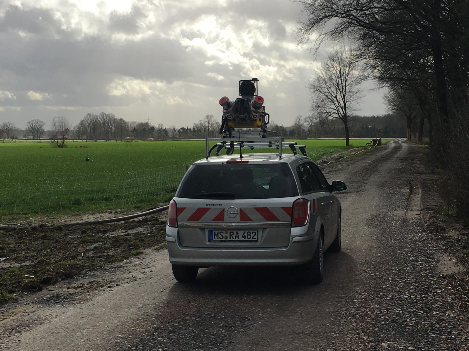 Mobile Mapping Velen
