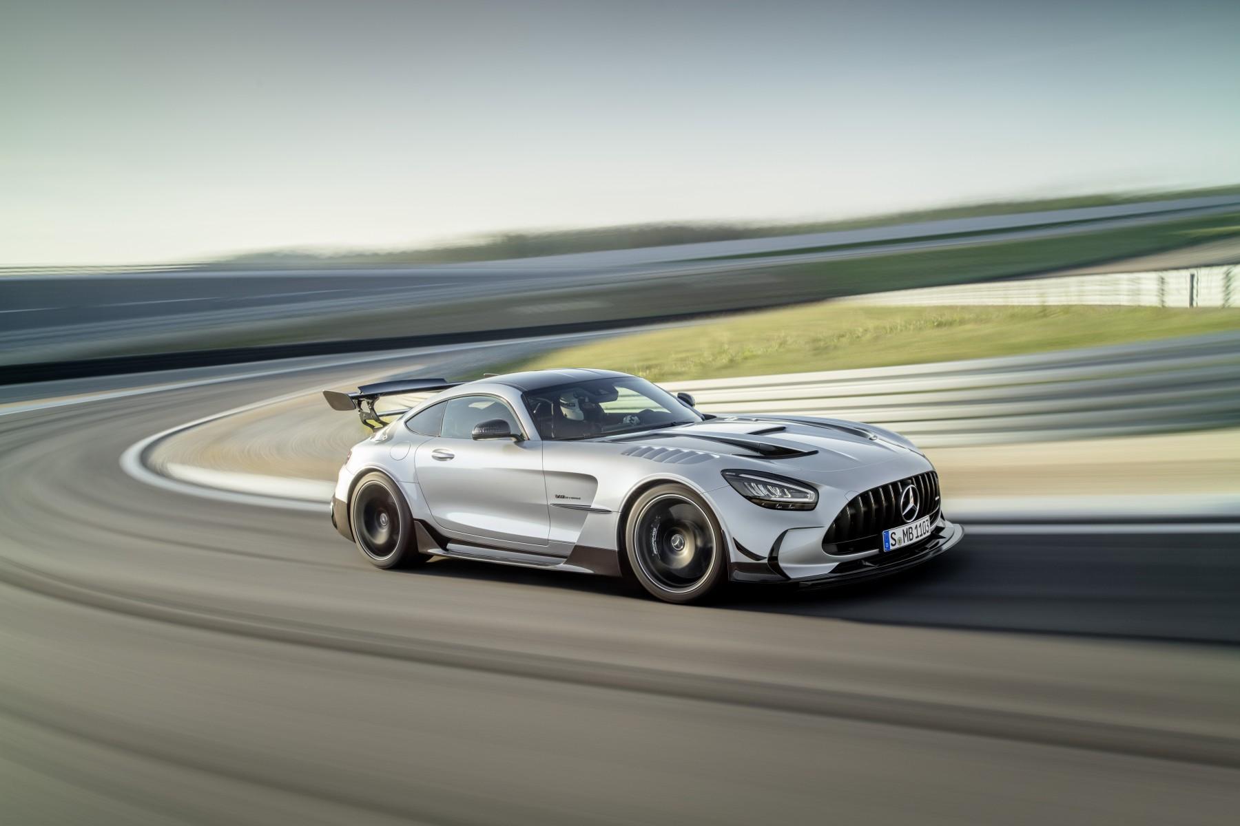 Novo Mercedes Amg Gt Black Series