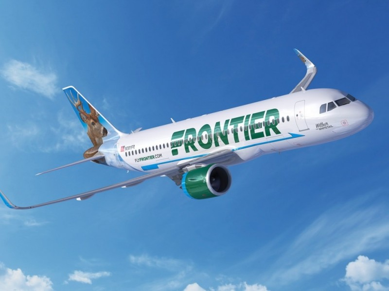 Frontier Airlines Adds Six New Routes