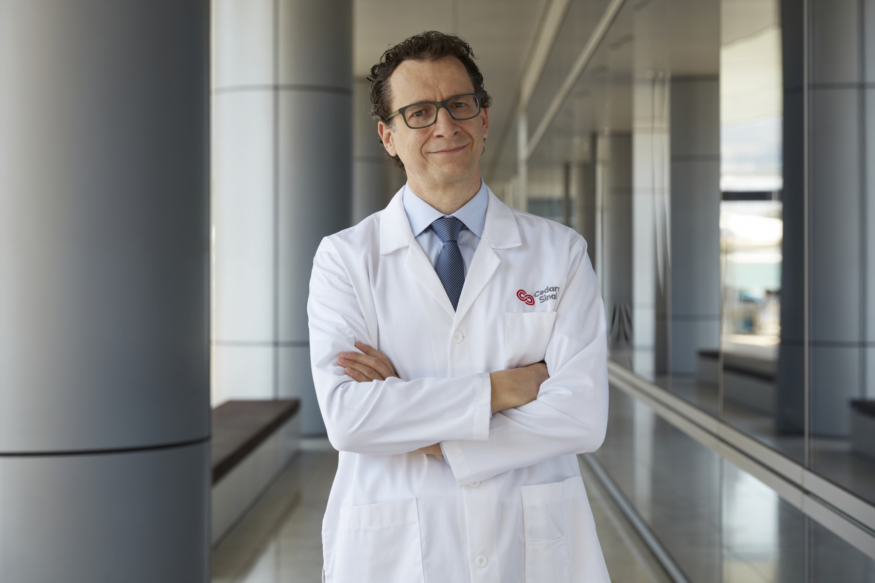 Francesco Boin, MD, is the new director of the division of Rheumatology and director of the new Scleroderma Program. Photo  by Cedars-Sinai
