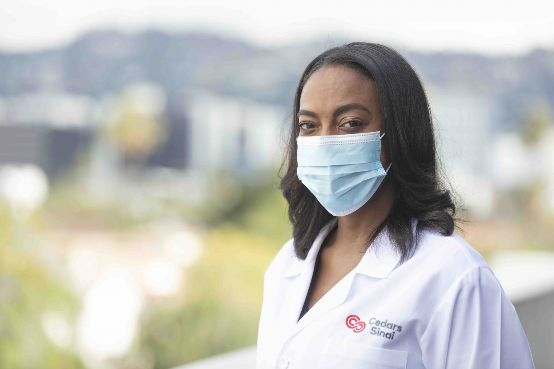 In order to fight health disparities, it can help to get care from physician who understands your personal needs and risk factors. Photo by Cedars-Sinai.