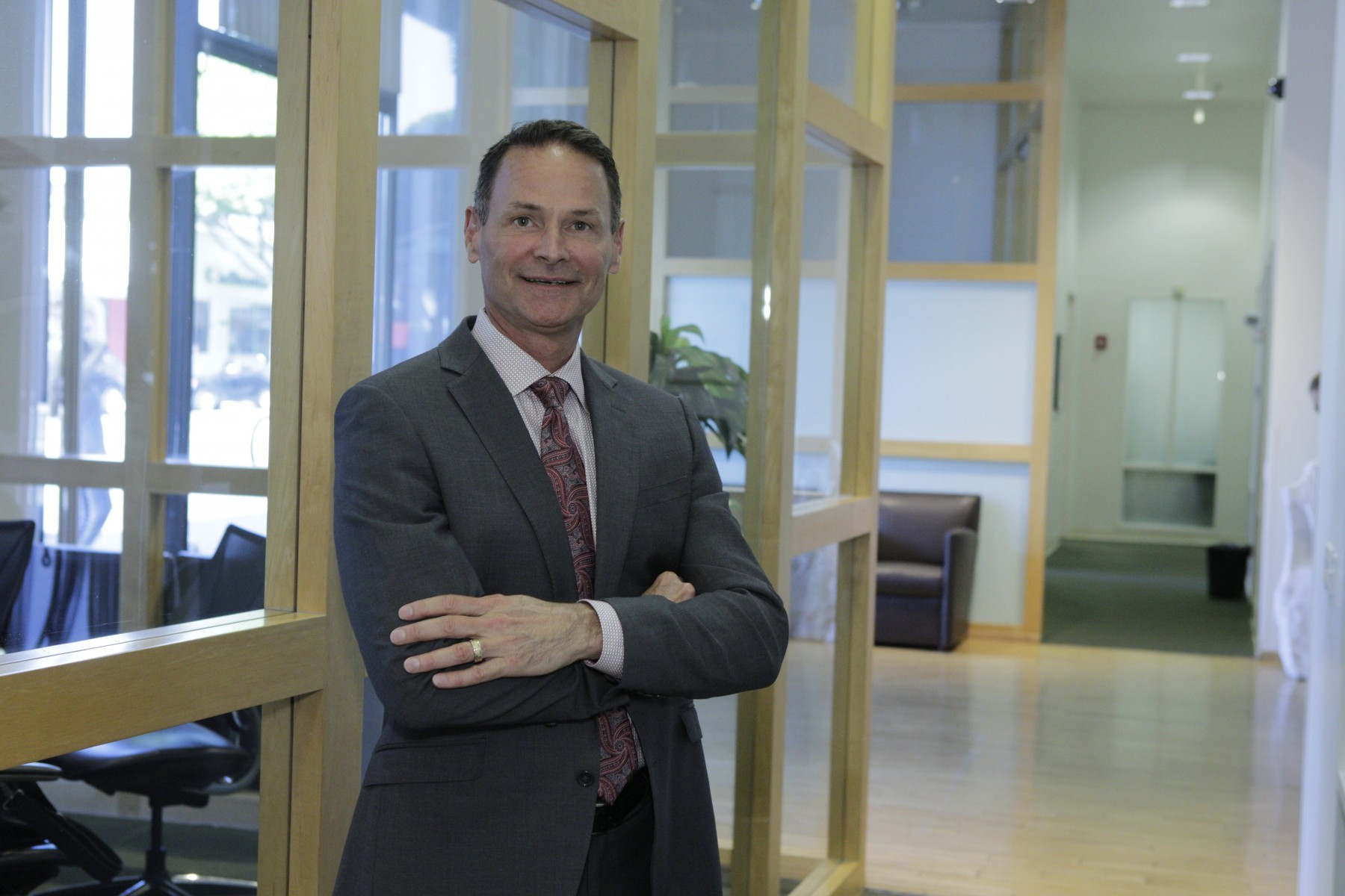 John Jenrette, MD, executive vice president of the Cedars-Sinai Medical Network, was recently interviewed by Healthline. Photo by Cedars-Sinai.