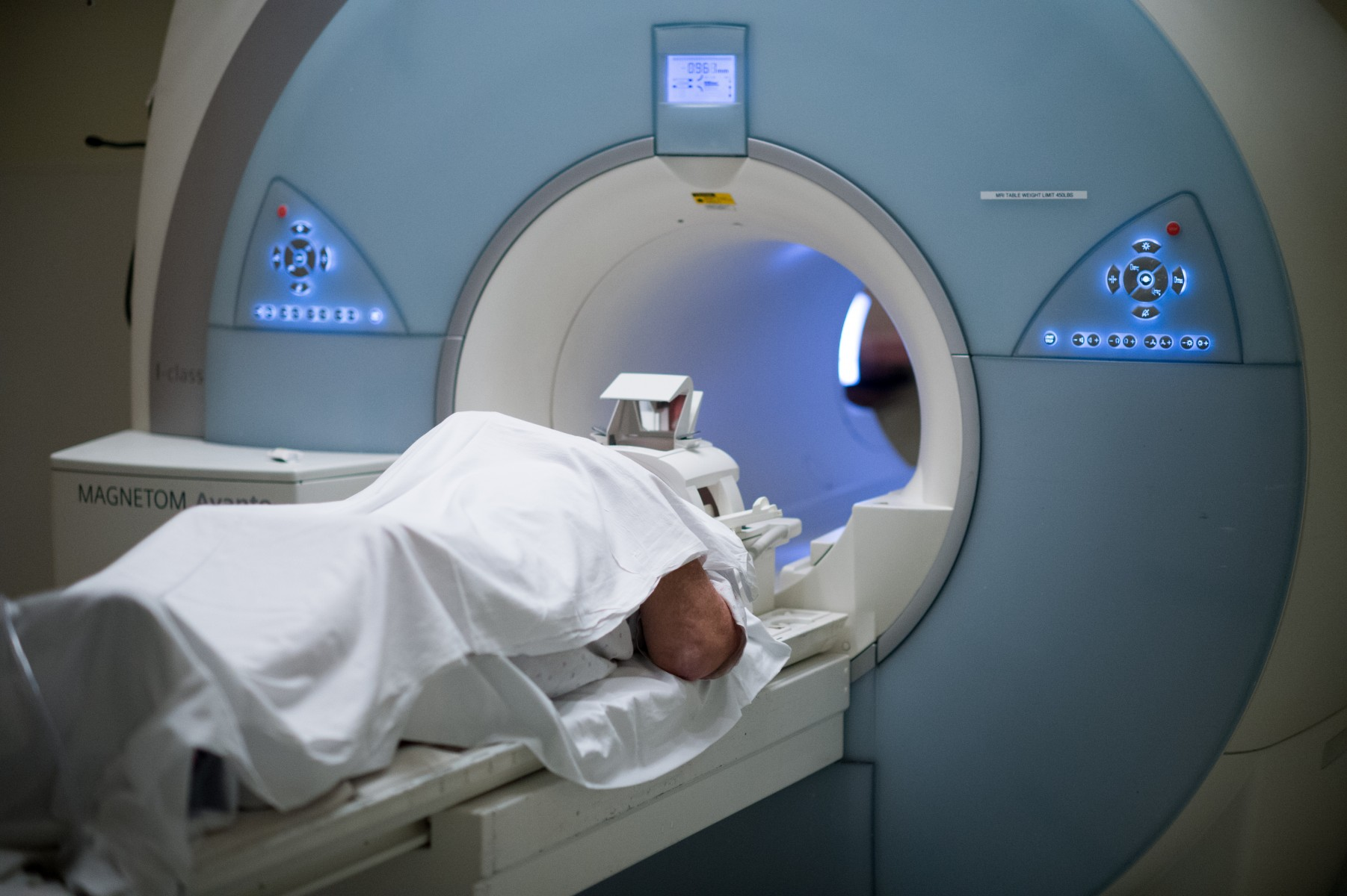 Magnetic Resonance Imaging. Courtesy of the National Institutes of Health.
