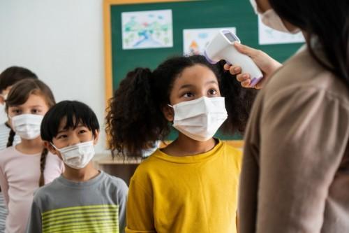 Biomarkers Found for COVID-19 Condition in Children