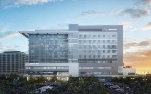 Construction Begins for New Cedars-Sinai Marina del Rey Hospital
