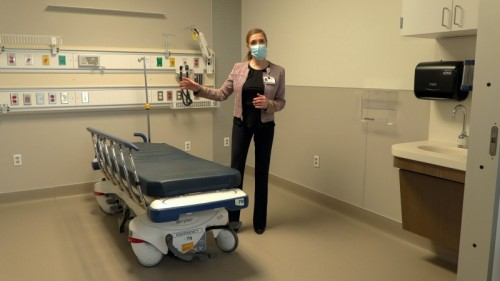 Cedars-Sinai Uses Mock Patient Rooms to Test Hospital Design
