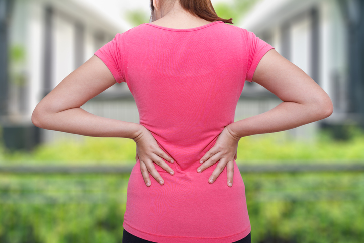 Neel Anand, MD, was recently interviewed about the four types of back pain you should never ignore. Photo by Getty.