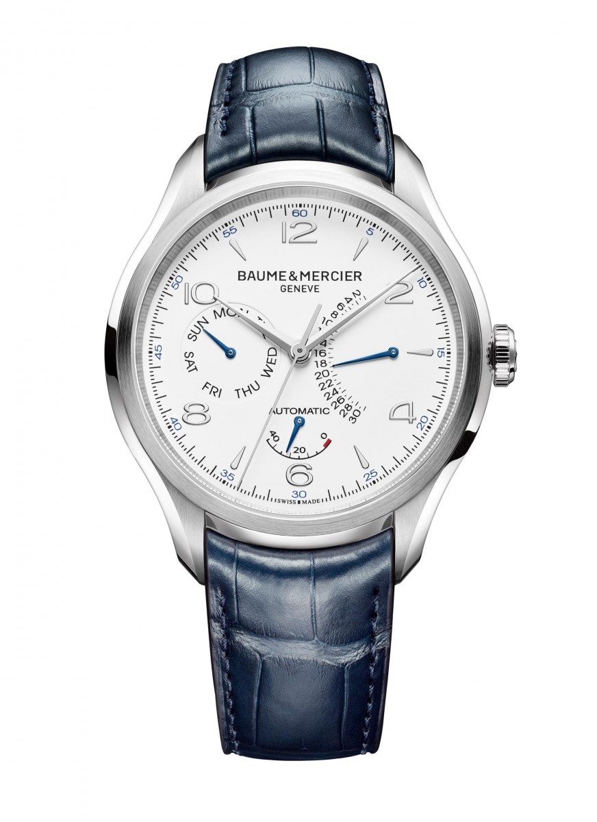 Baume & Mercier-Clifton 10449-Soldat