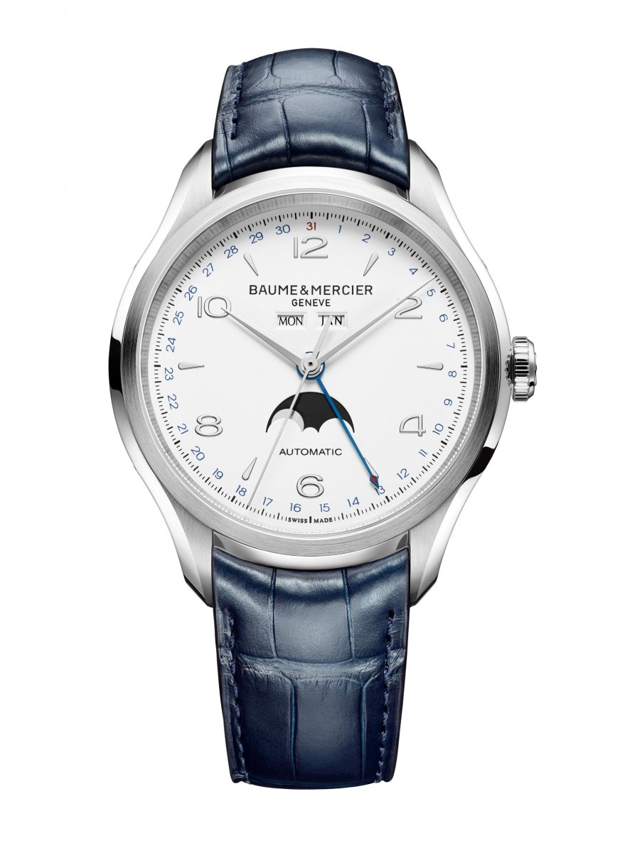 Baume & Mercier-Clifton 10450-Soldat