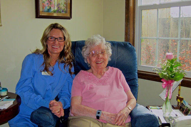 Heidi Halverson's Dental Hygiene At Home for elderly and high-needs patients.