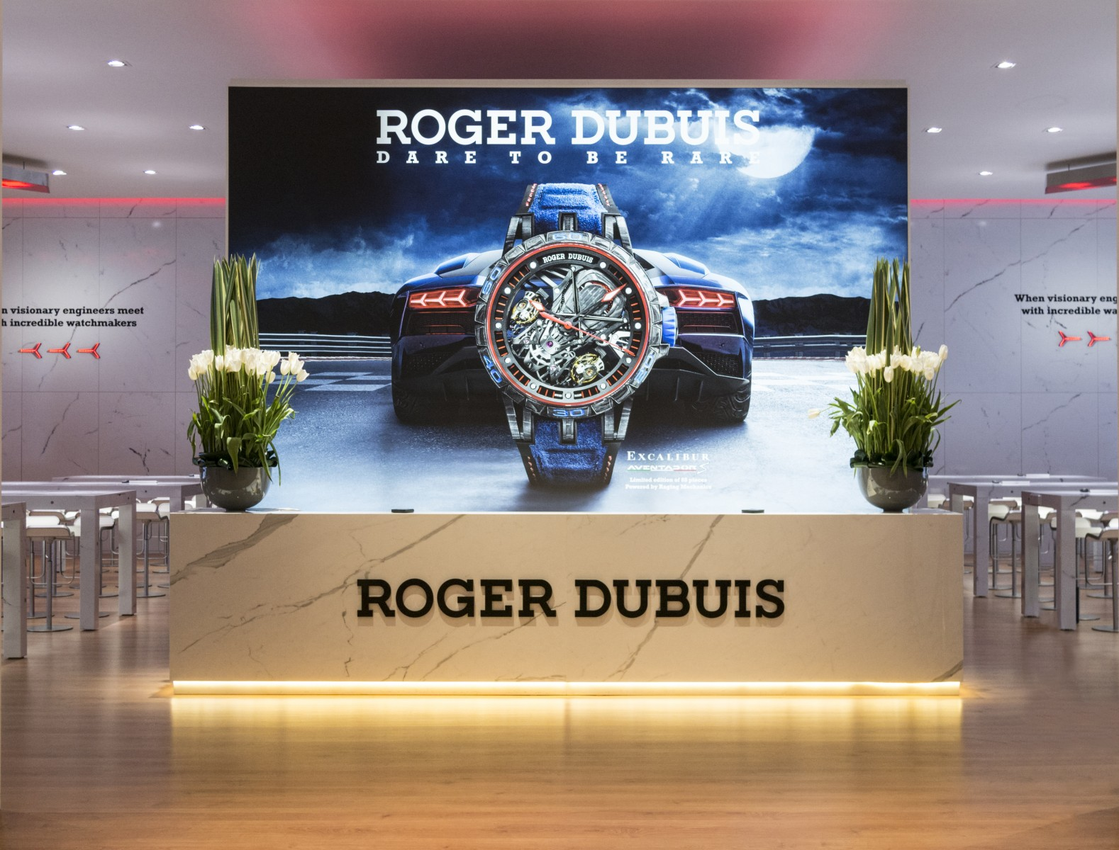 SIHH 2018 - Roger Dubuis World