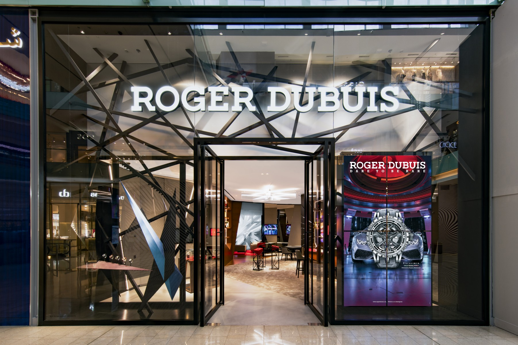 Roger Dubuis Boutique in Dubai Mall