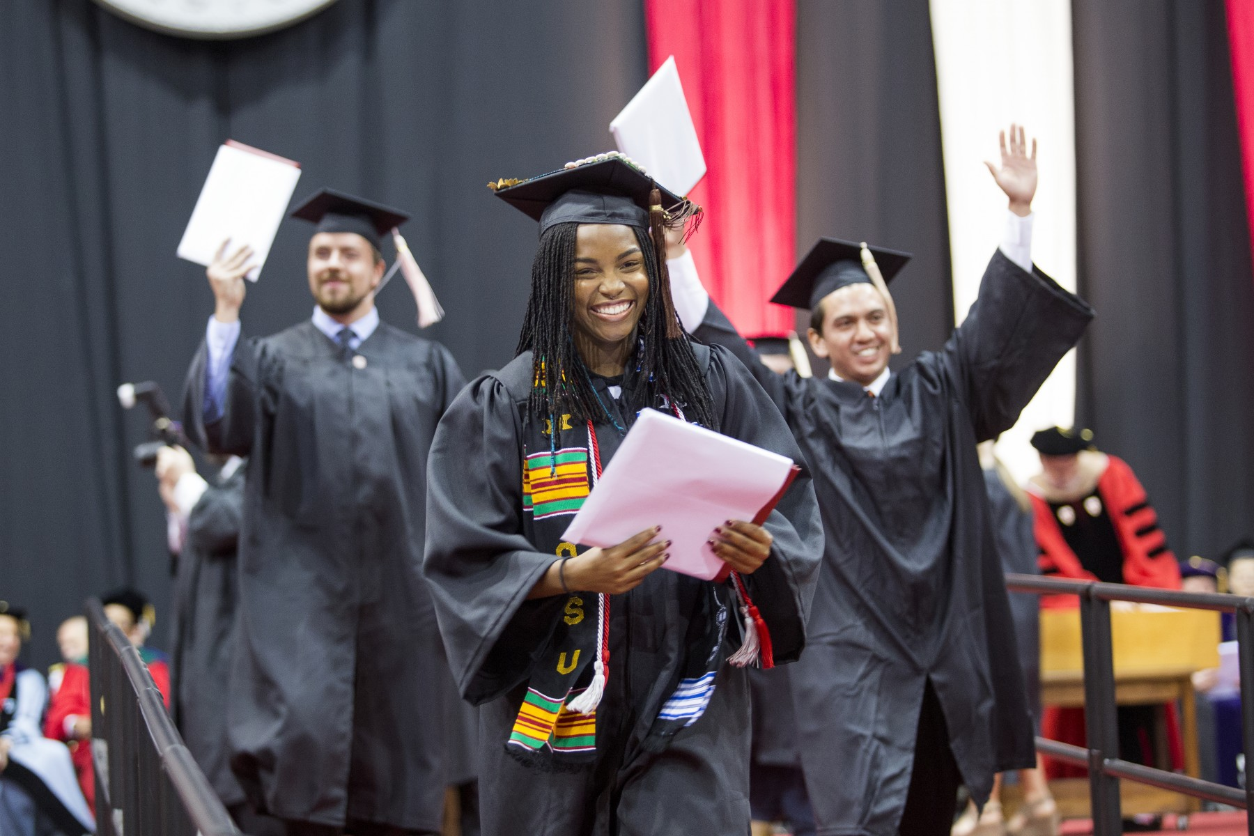 The Ohio State University - Summer 2018 Commencement