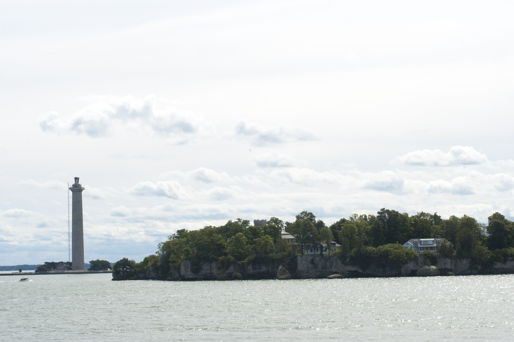 Stone Laboratory is Ohio Sea Grant's education and outreach facility on Lake Erie.