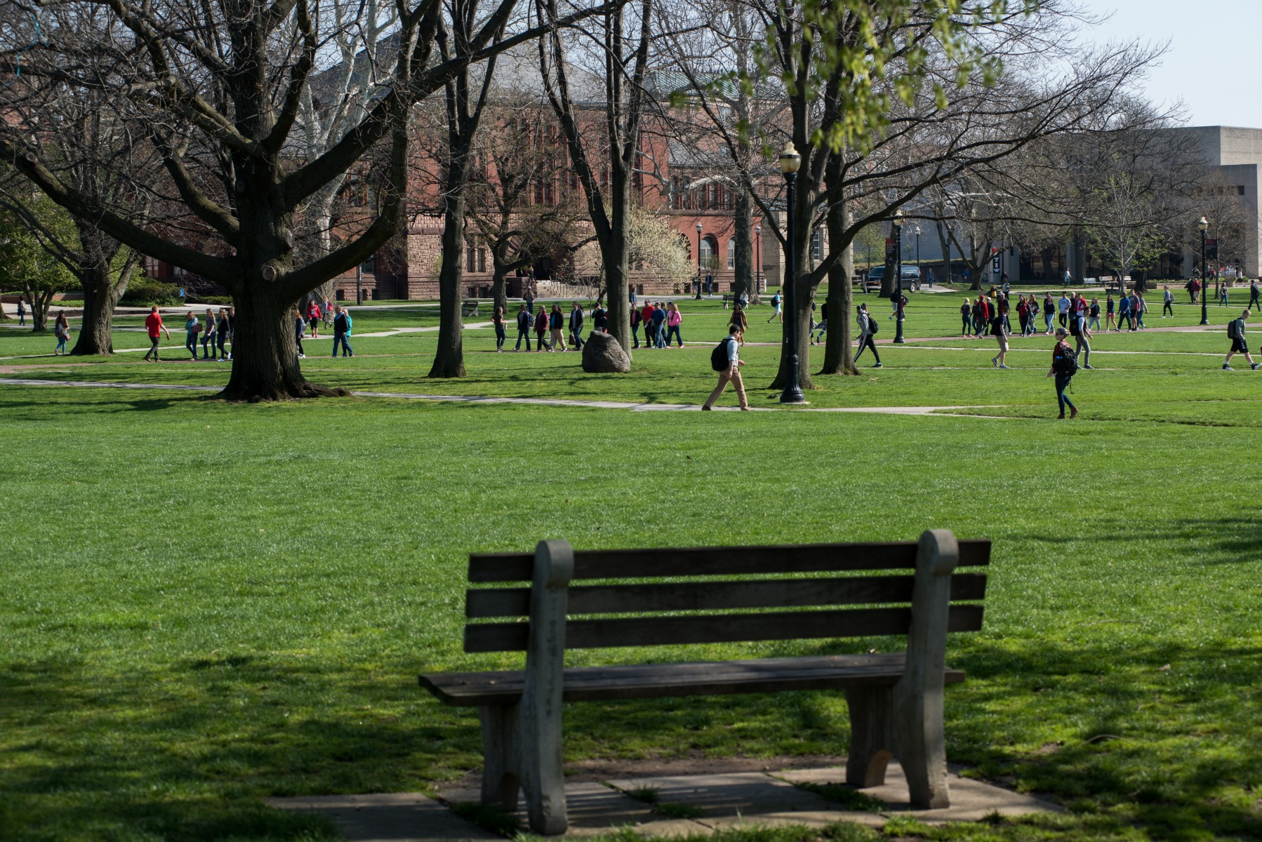 Ohio State has completed its fourth campus climate survey.