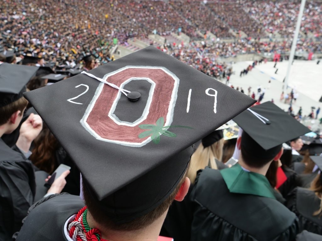 2019 Spring Commencement at Ohio State