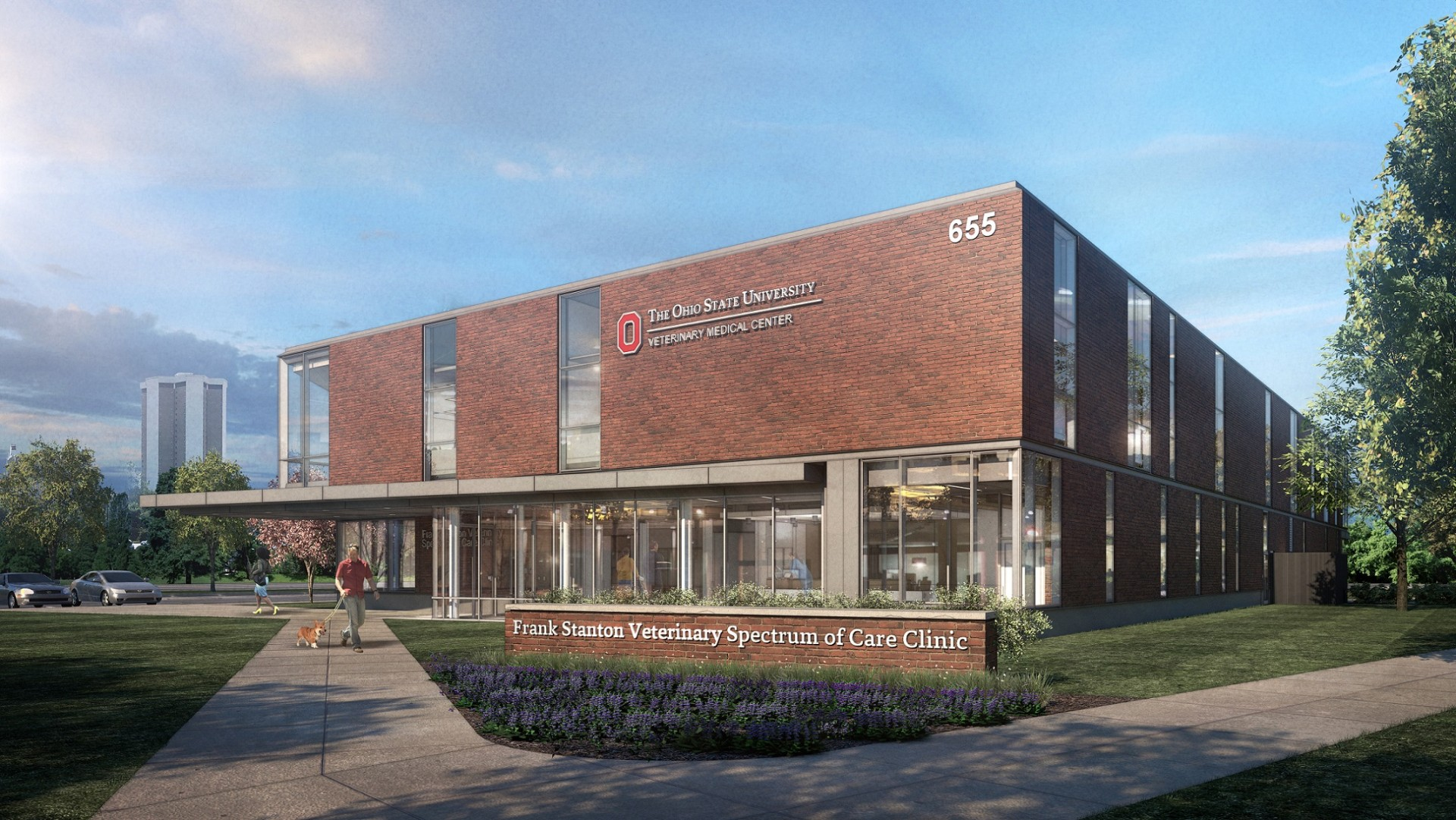 Ohio State shapes future of veterinary education with primary care training clinic