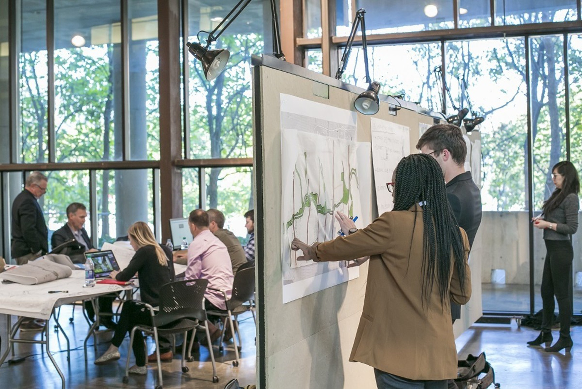 University Led Design Teams To Offer New Vision For Olentangy River Corridor