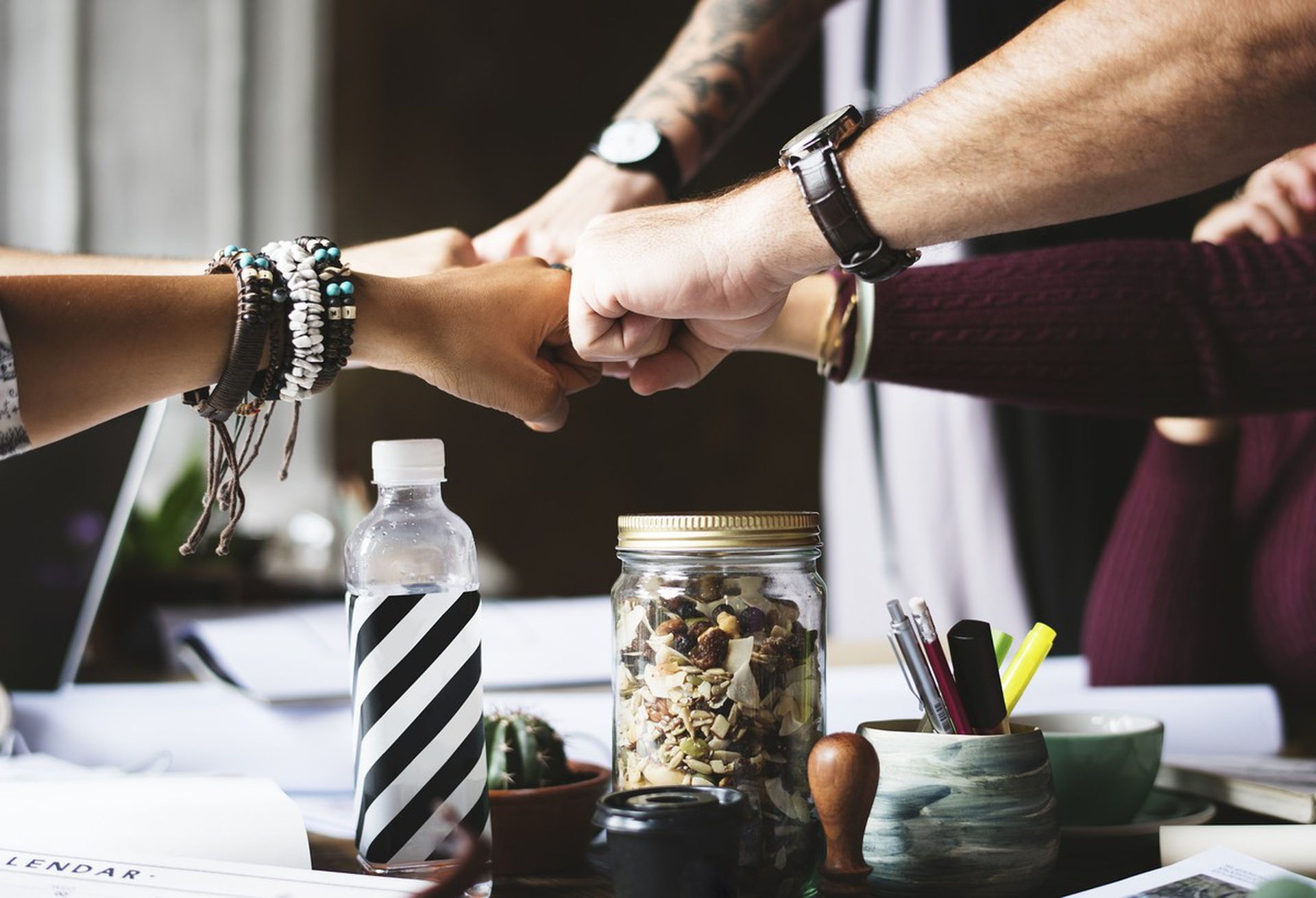 ​Want people to work together? Familiarity, ability to pick partners could be key