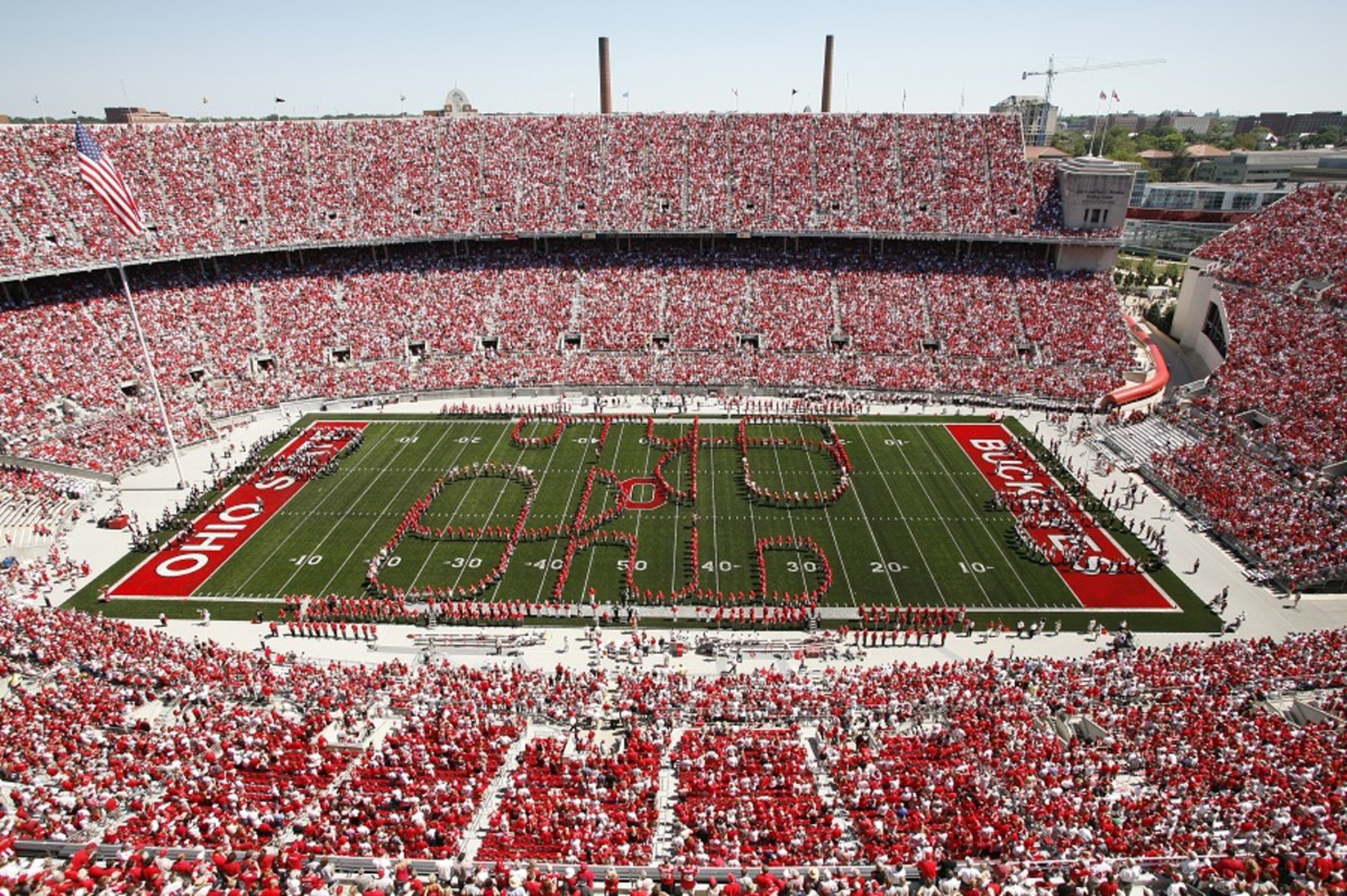Seeing the Buckeyes live could be cheaper in 2018
