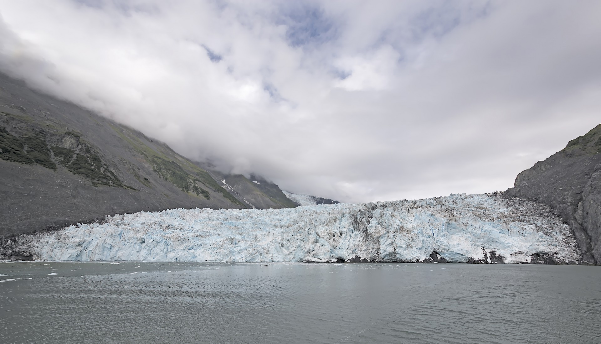 The Barry Arm glacier near Prince William Sound, Alaska, is melting rapidly. New data shows that melt could prompt a tsunami that could devastate local communities.