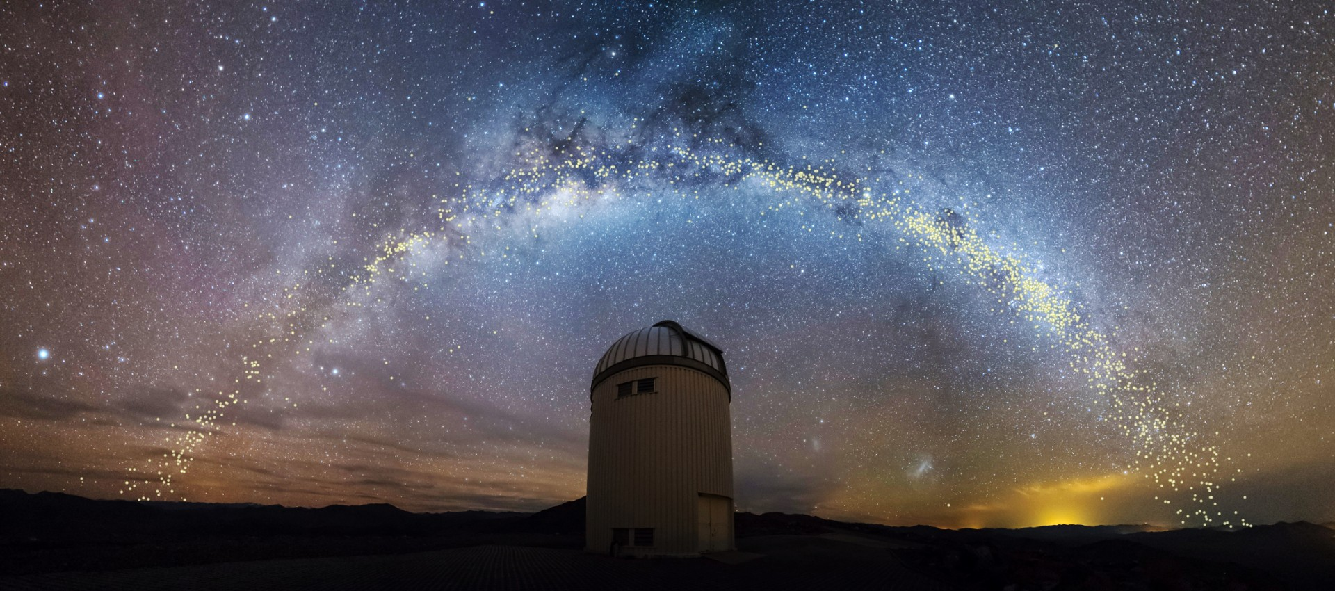 The Warsaw telescope and galactic Cepheids. Researchers used the telescope to build the most comprehensive 3D map ever of the Milky Way galaxy.