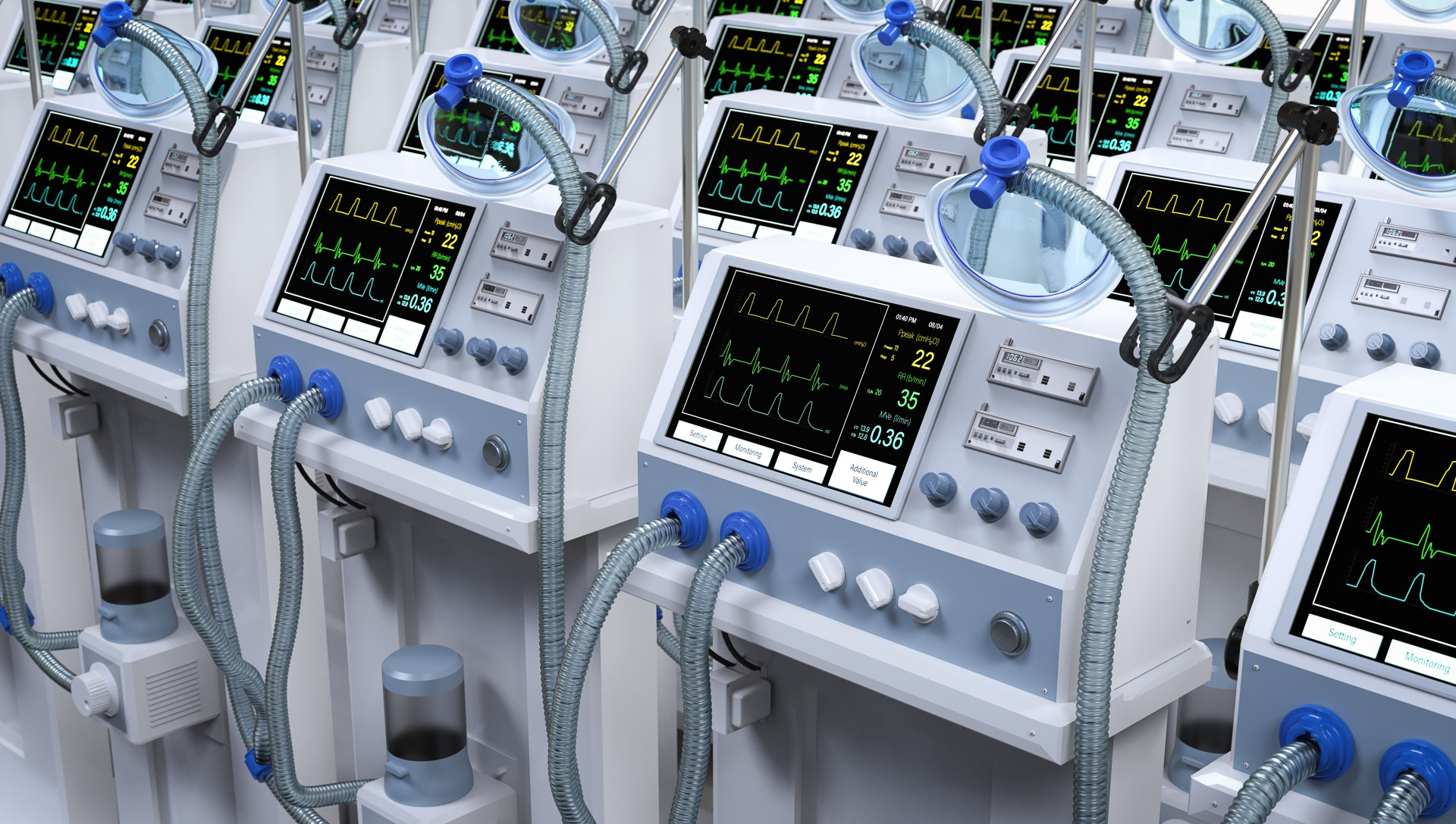 Mechanical ventilation saves lives, but can cause lung injury. Ohio State scientists are working on boosting a natural cellular process in pursuit of a therapy that could lower the chances for lung damage in patients on ventilators.