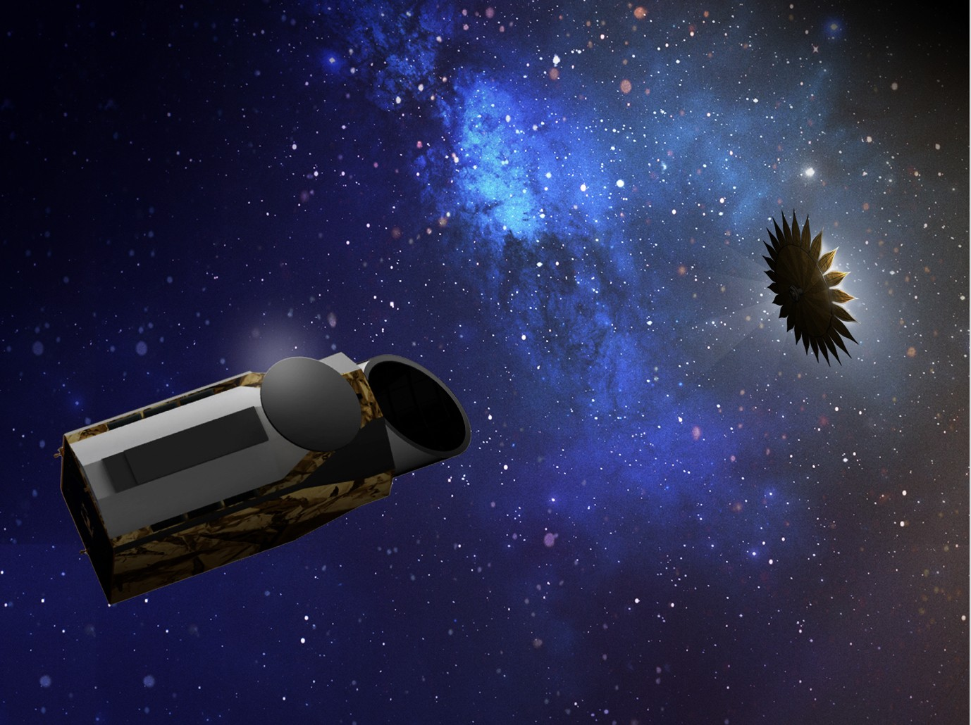 "HabEx is one of four mission concepts proposed by NASA to be ""the next Great Observatory"" – a large-scale mission that will play an important role in the space science the United States invests in over the next decade."