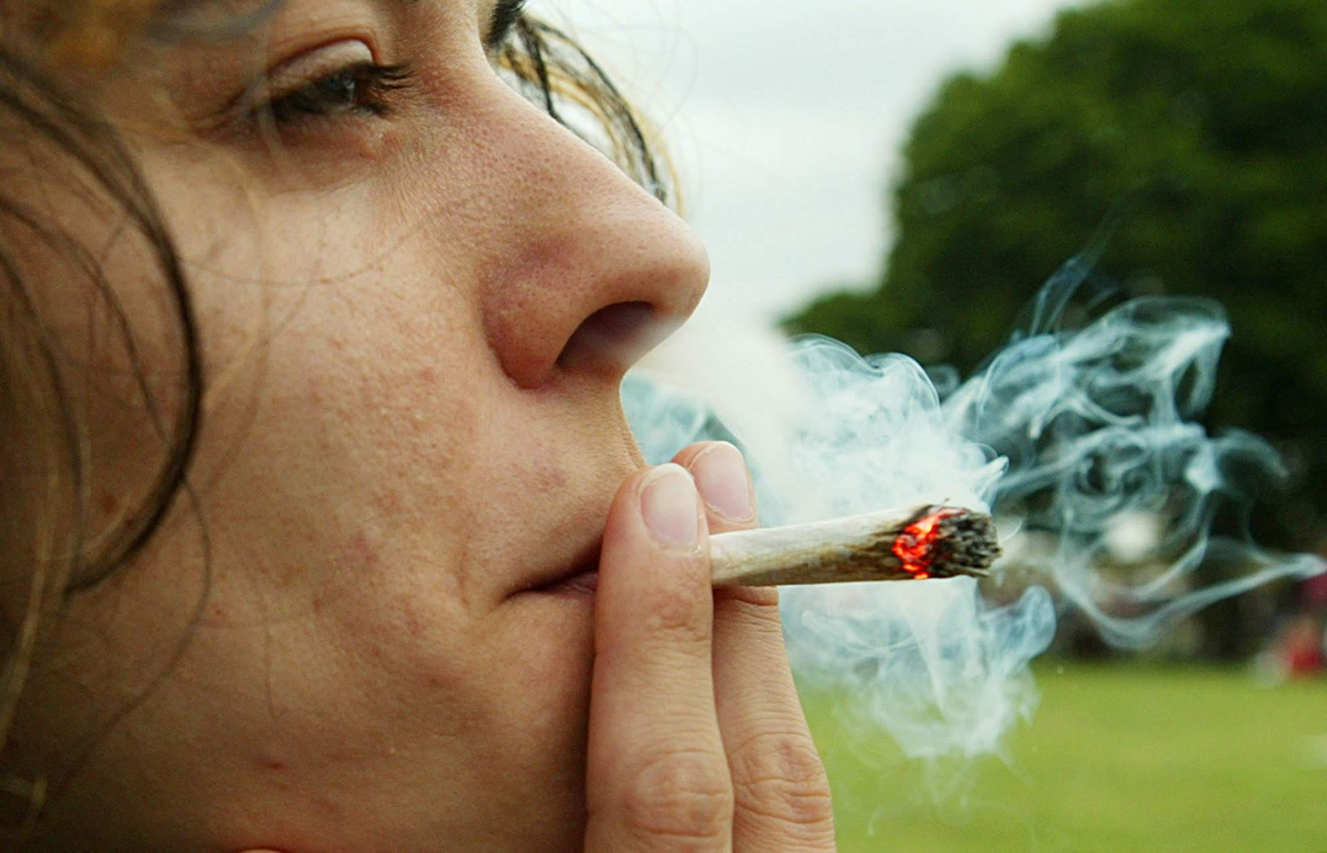 Marijuana Use May Not Make Parents More 'Chill'