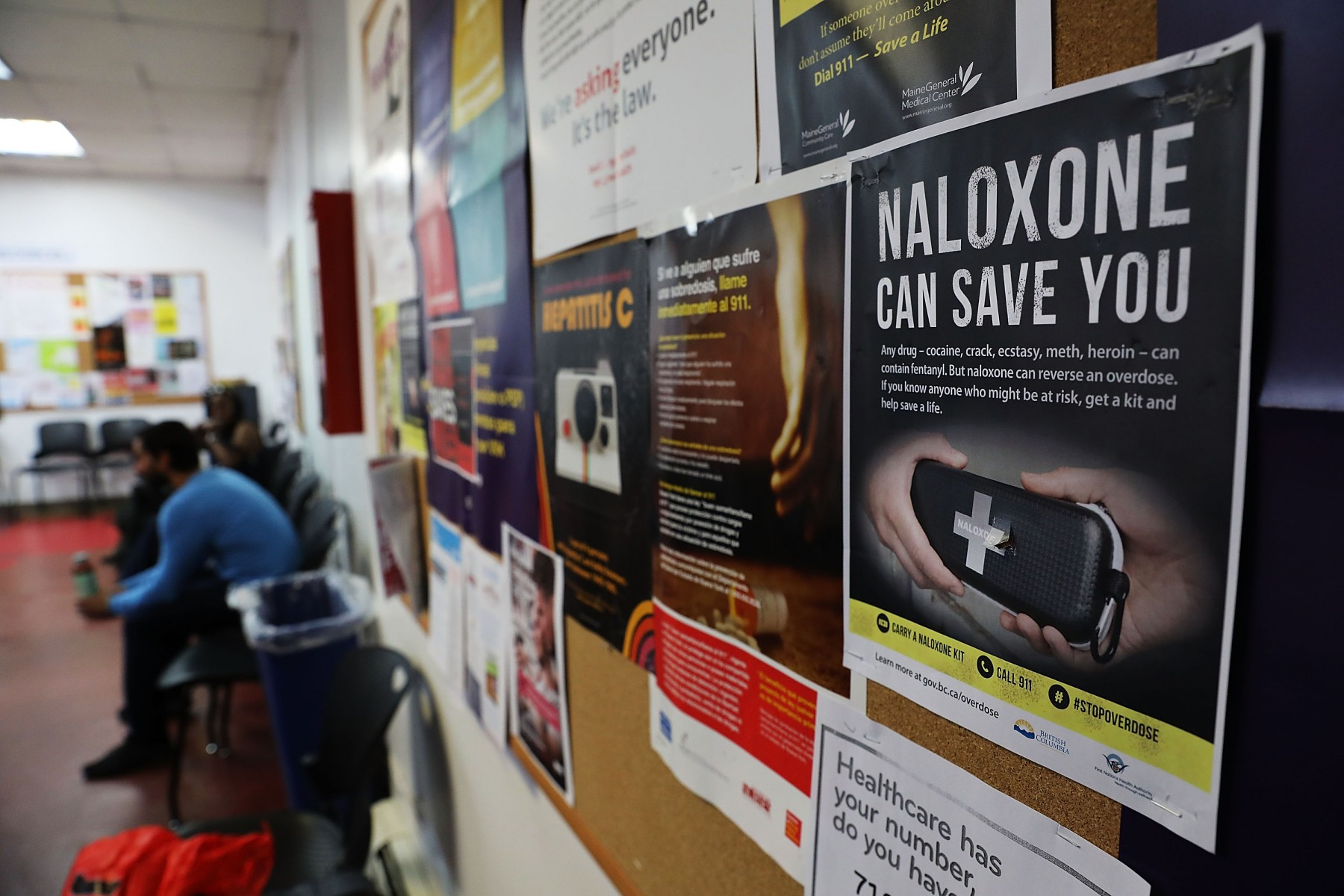 Naloxone Access Doesn't Make Heroin Seem Less Risky