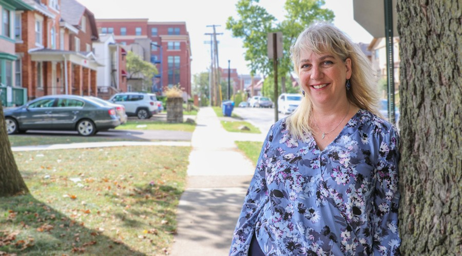 Natasha Slesnick is principal investigator for a $6.4 million research project examining if housing can help previously homeless youth avoid opioid addiction.