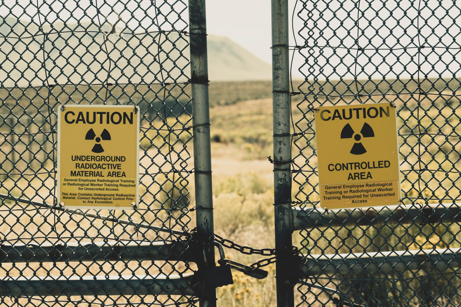 A new study shows that materials planned to store high level nuclear waste underground are likely to corrode each other, causing degradation that could be harmful to people and the surrounding environment.