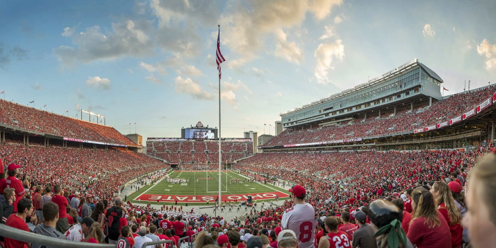 The Ohio State Buckeyes this week announced a home-and-home series with the Alabama Crimson Tide, with games to be played in Columbus in 2027 and Tuscaloosa 2028.