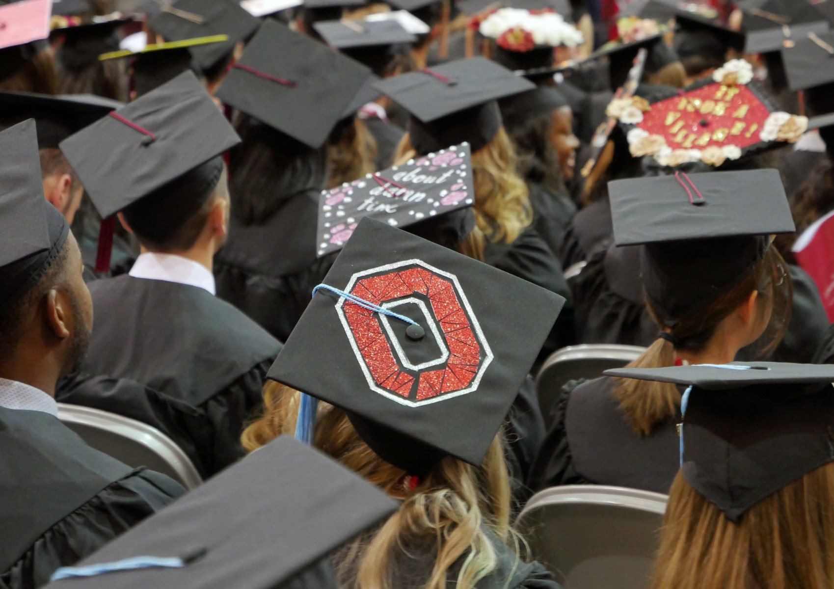 Ohio State University Graduation 2020.Ohio State Eliminates Fees Improves Affordability
