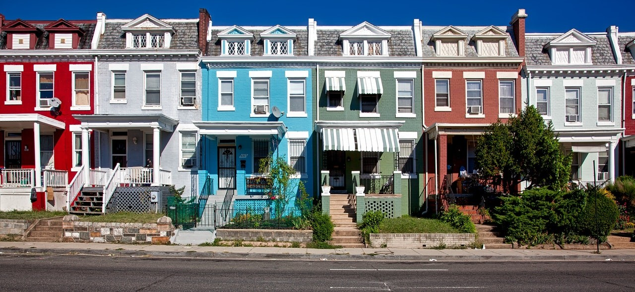 If one of these houses has an HFA mortgage, the owners may be less likely to default than their neighbors.