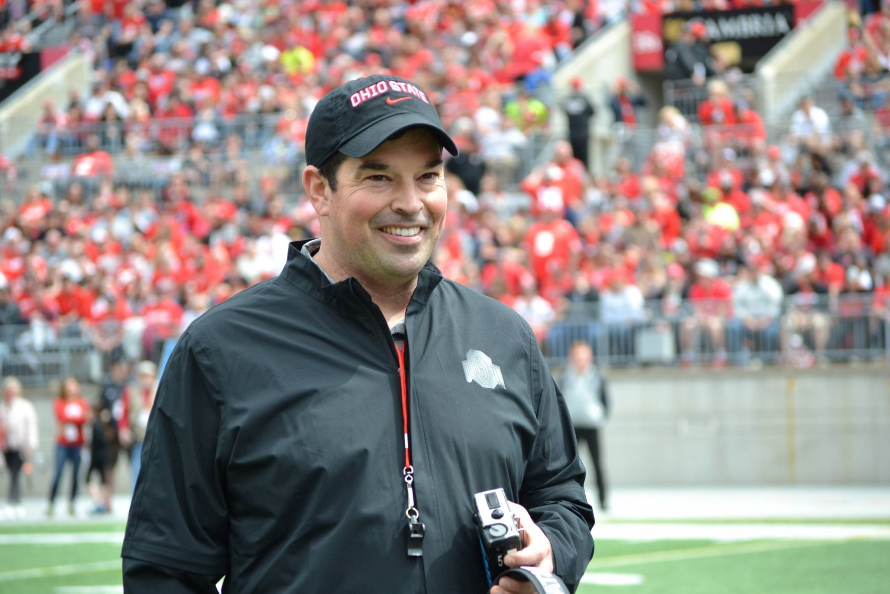 Ryan Day Spring Game