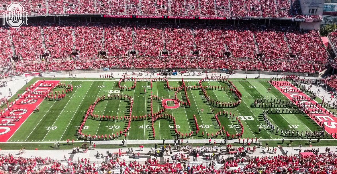 Ohio State Marching Band Celebrates 50th Reunion