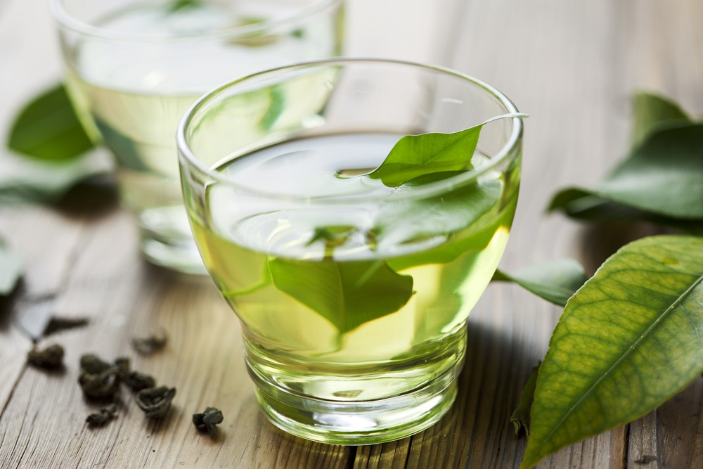 Research found that green tea reduced obesity in mice